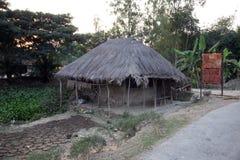 Villaggio del bengalese Fotografia Stock Libera da Diritti