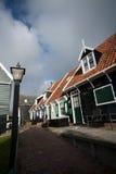 Villaggio del cottage del pescatore tradizionale Fotografie Stock