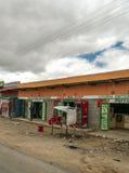 Villaggio del Kenya Fotografia Stock Libera da Diritti