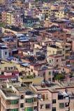 Villaggio del modem di Guangdong, Cina Fotografie Stock Libere da Diritti