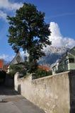Villaggio del Tirol Immagine Stock