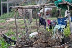 Villaggio della linfa di Tonle, Cambogia Fotografia Stock Libera da Diritti