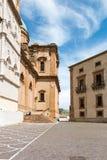 Villaggio della Sicilia Immagine Stock Libera da Diritti