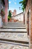 Villaggio della st Arcangelo, Italia Immagini Stock Libere da Diritti