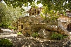 Villaggio di Altos de Chavon, La Romana nella Repubblica dominicana Immagine Stock Libera da Diritti