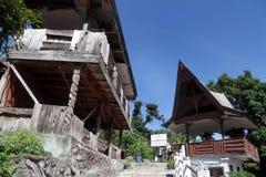 Villaggio di Ambarita Immagine Stock Libera da Diritti