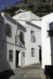 Villaggio di Andalucian Fotografie Stock Libere da Diritti
