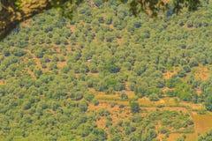 Villaggio di Aziar Fotografia Stock
