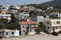 Villaggio di Babakale fotografie stock