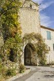Villaggio di Bargème Fotografie Stock