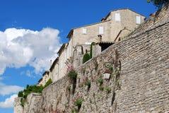 Villaggio di Bonnieux, Francia Immagine Stock