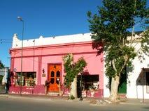 Villaggio di Cafayate immagine stock