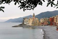 Villaggio di Camogli Royalty Free Stock Image