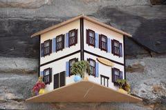 Villaggio di Cumalıkızık, Bursa, Turchia Fotografia Stock