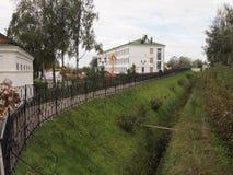 Villaggio di Diveevo Fotografia Stock