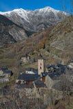 Villaggio di Durro Fotografia Stock