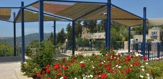 Villaggio di Ein Kerem a Gerusalemme - Israele Fotografie Stock