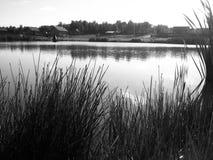 Villaggio di estate fotografia stock libera da diritti