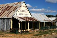 Villaggio di Goldfields Fotografia Stock Libera da Diritti