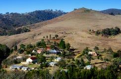 Villaggio di Goldfields Immagini Stock