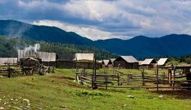 Villaggio di Hemu Fotografie Stock Libere da Diritti