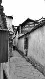 Villaggio di Hongcun Fotografia Stock