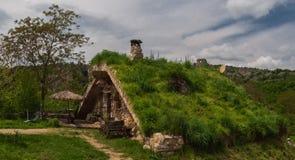 Villaggio di Karlukovo nella provincia Bulgaria di Lovech Fotografia Stock Libera da Diritti