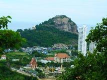 Villaggio di Khao tao Fotografia Stock