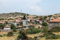 Villaggio di Koyunevi immagini stock