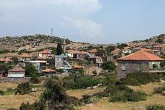 Villaggio di Koyunevi immagini stock libere da diritti