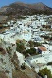 Villaggio di Kythera Fotografia Stock