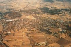 Villaggio di Mallorcan Fotografia Stock