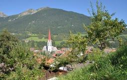 Mieders, Stubaital, Tirolo, Austria Fotografie Stock