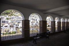 Villaggio di Mijas Fotografia Stock