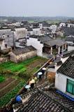 Villaggio di Nanping Immagine Stock Libera da Diritti