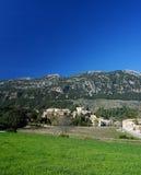 villaggio di oriente in majorca Immagini Stock