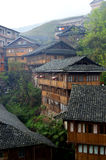 Villaggio di PingAn Immagine Stock