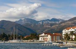 Villaggio di Seljanovo montenegro Fotografia Stock Libera da Diritti