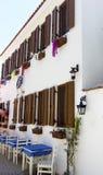 Villaggio di Sigacik - Smirne - Turchia Fotografie Stock Libere da Diritti