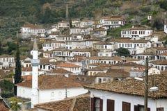 Villaggio di Sirince Immagini Stock