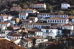 Villaggio di Sirince Fotografie Stock Libere da Diritti