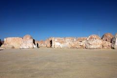 Villaggio di Star Wars Fotografie Stock