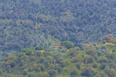 Villaggio di Tamendjer Fotografia Stock Libera da Diritti