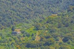 Villaggio di Tamendjer Fotografie Stock Libere da Diritti