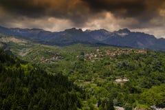 Villaggio di Theodoriana, Grecia Fotografia Stock Libera da Diritti