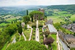 Villaggio di Turenne Immagine Stock Libera da Diritti