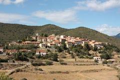 Villaggio in Francia Immagini Stock Libere da Diritti