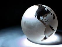 Villaggio globale Fotografia Stock