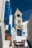 Villaggio in Grecia Immagini Stock