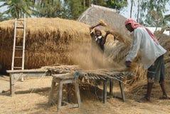 Villaggio indiano Fotografia Stock Libera da Diritti
